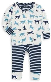 Baby's and Toddler's Two-Piece Puppy Pla...