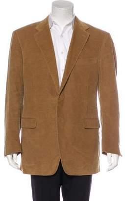 Canali Corduroy Sport Coat
