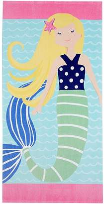 Pottery Barn Kids Blonde Boho Mermaid Icon Tote Collection