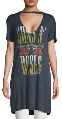 Mimichica Guns N Roses Band Tee