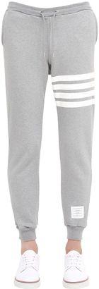 Stripes Printed Cotton Jogging Pants $490 thestylecure.com