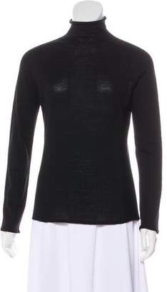 Armani Collezioni Long Sleeve Knit Top