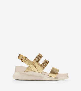 Cole Haan Women's 2.ZERØGRAND Flower Sandal (30mm)