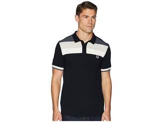 Fred Perry Colour Block Pique Shirt