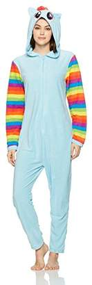 Briefly Stated Women's Rainbow Dash Union Suit
