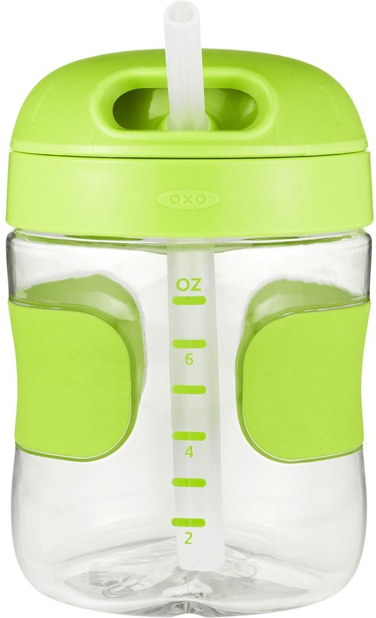 OXO Tot Straw Cup - Green - 7 oz