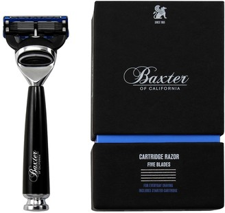 Baxter of California Five-Blade Cartridge Razor