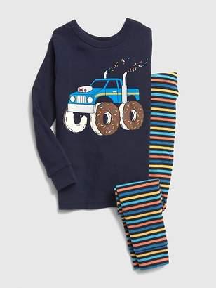 Gap Donut Truck PJ Set