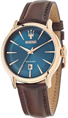 Epoca Maserati Men's watches R8851118001