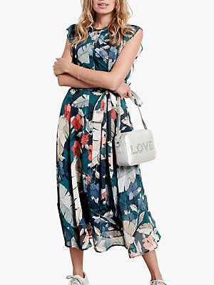 4f908c9d5b Hush Elspeth Floral Ruffle Dress