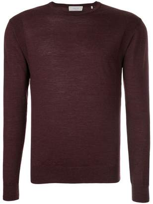 Cerruti crew-neck jumper
