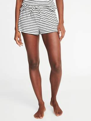 Old Navy Drawstring Jersey Lounge Shorts for Women