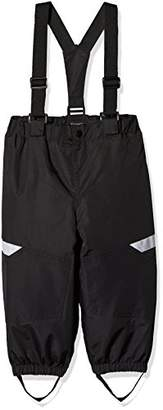 Name It Baby Boys' Nitwind Pant Black MZ FO Snow Trousers