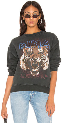 Anine Bing Tiger Sweatshirt