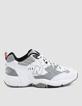New Balance Dad OG 608 Sneaker in White/Grey