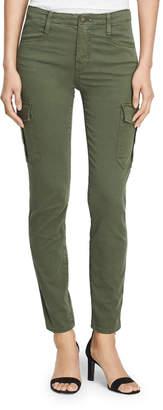 Vince Skinny Cargo Cotton Pants