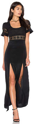 STONE COLD FOX Seymour Gown in Black $450 thestylecure.com