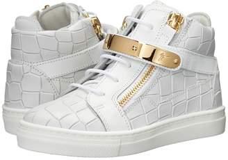 Giuseppe Zanotti Kids Aftering Sneaker Kids Shoes