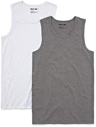 MSX BY MICHAEL STRAHAN MSX by Michael Strahan 2-pk. Cotton Stretch A-Shirts - Big & Tall