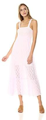 Only Hearts Women's Stretch Lace Tiered Dress