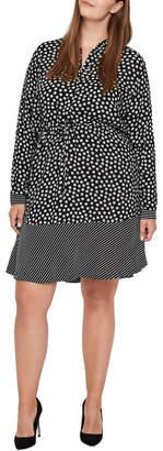 Junarose Lisia Long Sleeve Dress