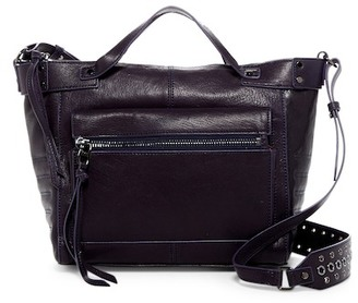 Kooba Liv Leather Satchel $448 thestylecure.com