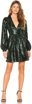 Saloni Camille Mini Dress