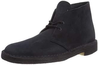 Clarks Desert Boot, Men's Boots, Blue (Navy Suede)