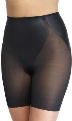 Spanx Haute Contour Sheer Mid-Thigh Shaper Shorts