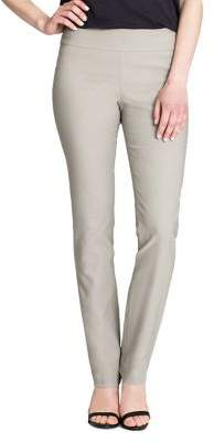 Nic+Zoe Flax Skinny Pants