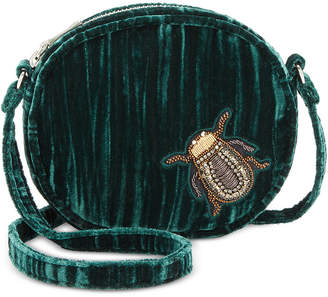 Steve Madden Lotus Canteen with Bug Appliques