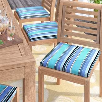 Beachcrest Home Livadia Indoor/Outdoor Sunbrella Cushion