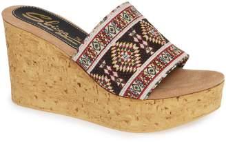 Sbicca Orabela Platform Wedge Sandal