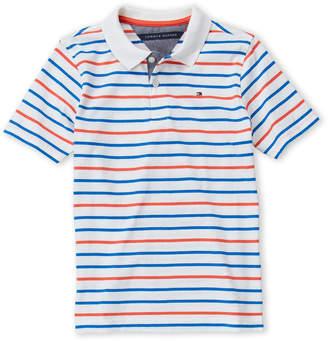 Tommy Hilfiger Boys 8-20) Stripe Knit Polo