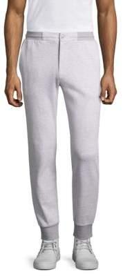 Michael Kors Tailored Heathered Jogger Pants