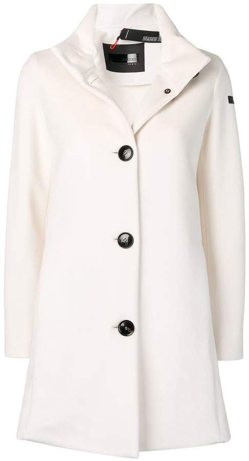 Rrd classic single breasted coat