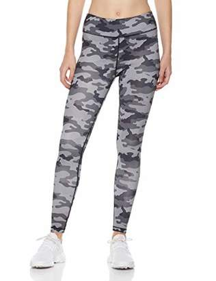 """Shapewell Women's 29"""" High-Waisted Performance Workout Printed Legging"""