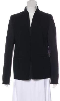 J Brand Long Sleeve Shawl-Lapel Blazer