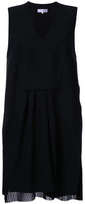Carven v-neck dress