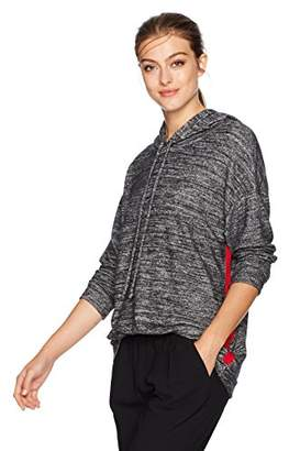 Velvet by Graham & Spencer Women's Sagan Cozy Jersey Hoodie