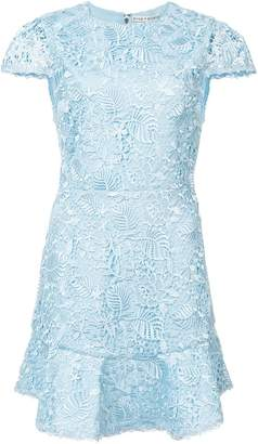 Alice + Olivia Alice+Olivia flared lace dress