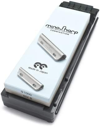 Global Minosharp 220/1000 Sharpening Stone