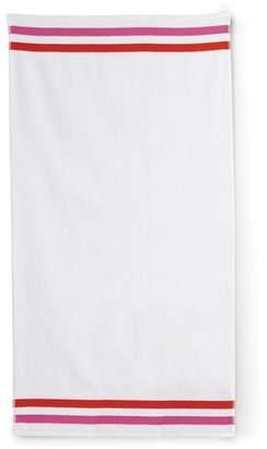 Kate Spade Grosgrain Stripe Bath Towel