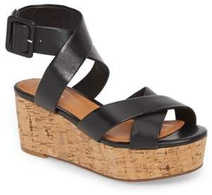 Halogen Evie Platform Wedge Sandal