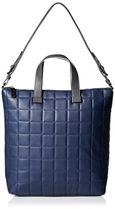 Steve Madden Women's Bree Quilted Tote $108 thestylecure.com