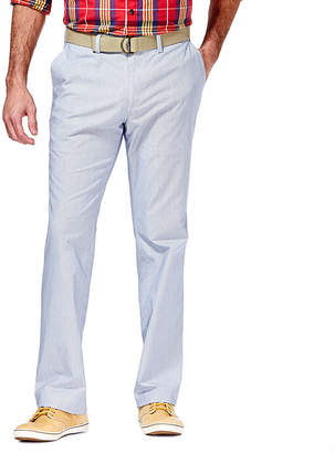Haggar Life Khaki Slim-Fit Pants