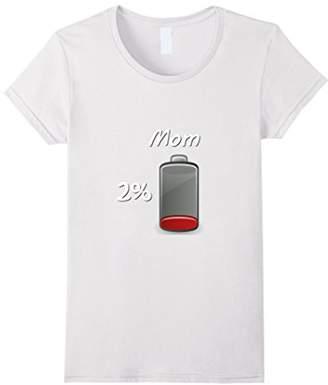 Womens One Big Happy Family Funny Vacation Matching Tshirt - Mom