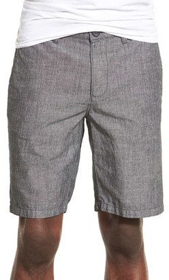 Men's 1901 'Thurston' Chambray Shorts $49.50 thestylecure.com
