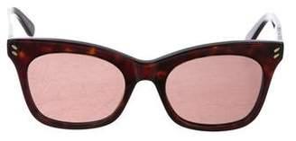 Stella McCartney Tinted Square Sunglasses