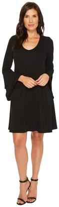 Karen Kane Tiered Bell Sleeve Dress Women's Dress